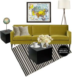"""Project Decorate"" by helenevlacho on Polyvore"