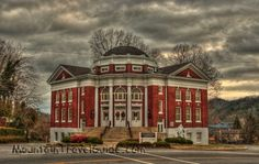 Methodist Church, Murphy, NC
