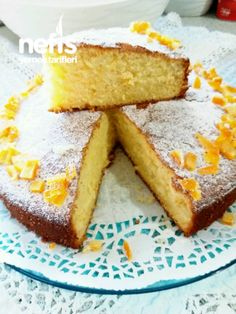 Cloud Cake, Mini Desserts, Beautiful Cakes, Bon Appetit, Cornbread, Chocolate Cake, Tart, Bakery, Cheesecake