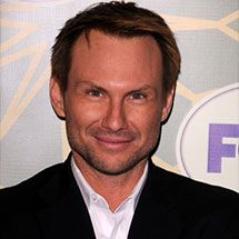 Christian Slater, known for True Romance will be at New York Comic Con - NYCC