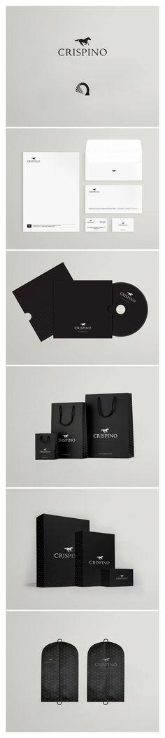 Crispino / Corporate Identity Design