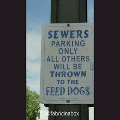 Good policy! LOL.  #sew #sewing #handmade #create #design #sewersofinstagram #sewer #craft #sewingproject #sewcialist #sewingissexy #sewcialists #sewist #sewingaddict #sewinglove #sewingprojects #sewmuchcrafting #crafters #craftlife #fabricshop #fabricshopping #fabriclove #homemade #fabricinabox