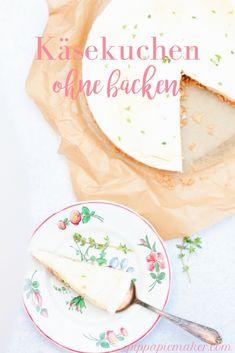 Ein wunderbarer Käsekuchen ohne Backen - Pippa Pie-Maker