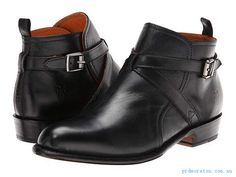 Black Full Grain Frye Dorado Jodphur - Women Shoes Boots T2dd Width: B - Medium