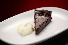 Andrew and Emelia's Chocolate Cherry Tart with Kirsch Cream from season 5 of My Kitchen Rules: http://gustotv.com/recipes/dessert/chocolate-cherry-tart-kirsch-cream/