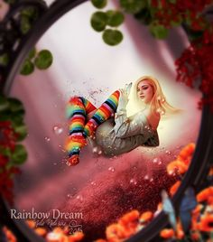 Rainbow Dreams by MelieMelusine on DeviantArt