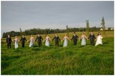 Real Farm Wedding {Kristy