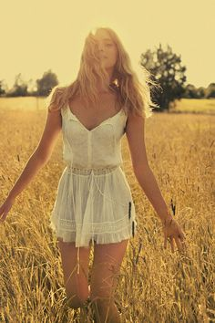 Sweet boho chic modern hippie one piece white jumper with gypsy embellishments. For the BEST Bohemian fashion & Jewelry trends FOLLOW http://www.pinterest.com/happygolicky/the-best-boho-chic-fashion-bohemian-jewelry-gypsy-/