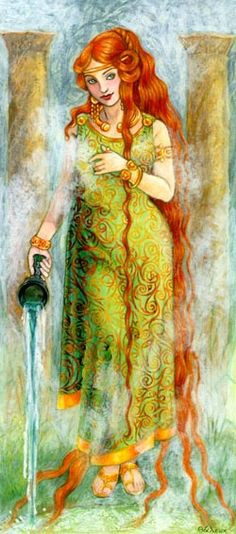 Sulis, Celtic Goddess of the Hot Springs at Bath--Celtic gods and goddesses, Sulis Minerva, Roman gods and goddesses, Romano-British deities, healing goddess, British gods and goddesses                                                                                                                                                                                 More