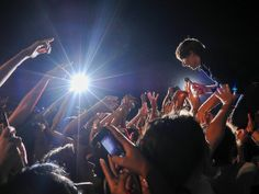 Phoenix tocou no Lollapalooza neste sábado (5). (Foto: Flavio Moraes/G1)