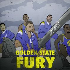 Wire-to-wire the Golden State Warriors have rolled through the league with a fury to clinch their first division title in 39 years.
