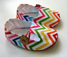 Tutorial and Baby Shoe Pattern -  Baby Tulip Loafers -  PDF Pattern - Newborn to 24 months. $4.50, via Etsy.