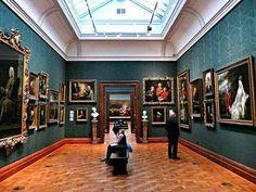 The National Gallery, Trafalgar Square, London England, U. Museum Logo, Art Museum, Museum Art Gallery, National Gallery, National Portrait Gallery, Trafalgar Square, Louvre Museum, Free Museums, London Museums