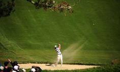 Fantastic image of Adidas golfer Jason Day at the US Open! Jason Day, Golf Magazine, Sports Illustrated, Cool Photos, Paintings, Adidas, Game, World, Paint
