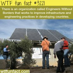 Engineers Without Borders - WTF fun fac Wtf Fun Facts, True Facts, Funny Facts, Random Facts, The More You Know, Good To Know, Did You Know, Interesting Information, Interesting Facts