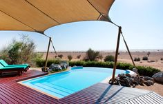 Bedouin Suite. Al Maha, Desert Resort & Spa, Dubai. © Starwood Hotels & Resorts Worldwide Inc.