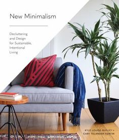 This book promises an opportunity for self-reflection and lasting change, by getting to the bottom of why we've accumulated too much stuff in the first place, therefore allowing us to transform our lives. Professional design team Cary and Kyle of New Minimalism will take you through every step, from assessing your emotional relationship to your stuff to decluttering your home to then turning it into a beautiful space that feels clean and tidy without feeling sparse or prescriptive.