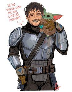 Star Wars Meme, Star Wars Fan Art, Images Star Wars, Star Wars Pictures, Flick Flack, Cuadros Star Wars, Yoda Funny, Fanart, Star Wars Drawings