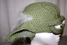 Yoda hat! :D Make this I must. Do or do not, there is no try!