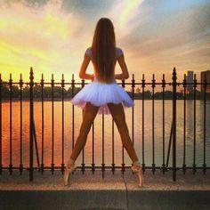 Dance until the sun sets