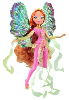 World of Winx Dolls: Dreamix e Action-Spy - Winx Club Episódios