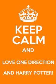 Αποτέλεσμα εικόνας για keep calm and love harry potter