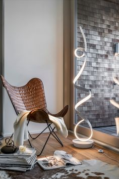 Butterfly Chair, Led, Furniture, Home Decor, Lighting, Light Fixtures, Decoration Home, Room Decor, Home Furniture