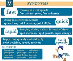 36 Best Synonyms images in 2019 | Learn english, English