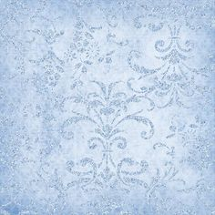 """Photo from album """"Everyday Opulence"""" on Yandex. Papel Scrapbook, Winter Images, Printable Paper, Free Paper, Vintage Paper, Blue Backgrounds, Views Album, Design Crafts, Deco"""