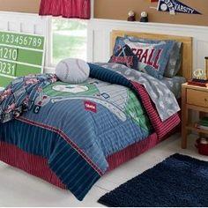 Superieur Personalized Baseball Bedding Set, Custom Duvet Or Comforter Sets For  Baseball Themed Bedroom | Baseball | Pinterest | Bed Sets, Comforter And  Duvet