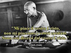 Già,troppi a predicarlo e pochi ad imitarlo ..................................Already, too many to preach him and few to imitate him/it(Gian)