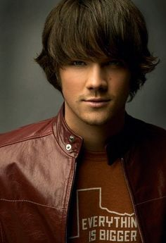 Jared Padalecki. Just one more reason to love Texas.