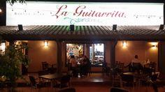 La Guitarrita Bar Deportivo Juan XXIII esq. Campos Cervera tel 021 607685