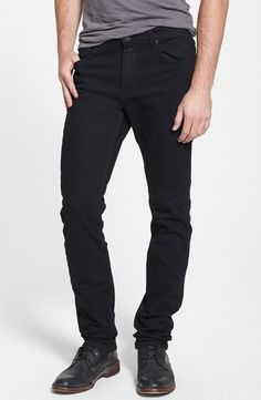 PAIGE Denim / Lennox in Black Overdye