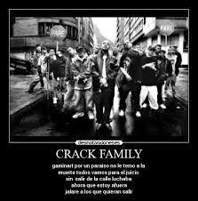 Resultado de imagen para crack family