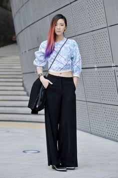 """Irene Kim – """"nàng thơ"""" nổi loạn của street style xứ Hàn - Kenh14.vn"""