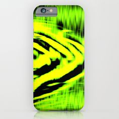 Electric Water - Lemon Lime iPhone & iPod Case