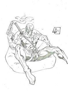 #Deadpool #Fan #Art. (Deadpool) By: Marvelmania. (THE * 5 * STÅR * ÅWARD * OF: * AW YEAH, IT'S MAJOR ÅWESOMENESS!!!™)[THANK Ü 4 PINNING!!!<·><]<©>ÅÅÅ+(OB4E)    https://s-media-cache-ak0.pinimg.com/564x/10/d9/4c/10d94ca4cd32183f49d4733eb45124f8.jpg