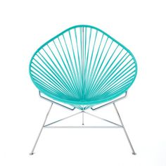 Innit Designs Turquoise Acapulco Chair | Pure Home
