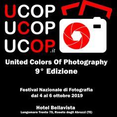 UCOP 2019 | 9 Edizione Il Festival della FotografiaDal 4 al 6 Ottobre 2019 DPN  Associazione Nazionale Domiad Photo Network