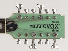 """Musicvox Space Cadet 12 String Bass, Allen Woody,Cheap Trick, 34""""Scale Explosive"""