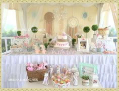 Boho chic  - Isabellas party
