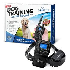 Pettech PT0Y1 Dog Training Shock Collar, Rechargeable and Weather Resistant, 1000 ft Range - Safety Information CAUTION! Please read and follow the instructions in manual. Proper fit of the collar is important. A collar worn for too long or made too tight on the pet's neck may cause skin damage. These collars can cause pressure necrosis if used incorrectly and is often misidentified as b...