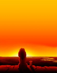 """Everything the light touches is our kingdom""-Mufasa"