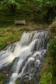 Falls in Elan Valley Great Britain, Wales, Waterfall, Explore, Nature, Photography, Travel, Outdoor, Outdoors