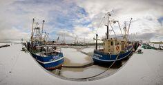 Hafen Dornumersiel | Panoramafotografie Technik http://www.ks-fotografie.net/
