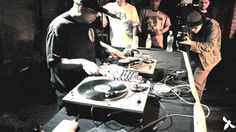 DJ Babu is almost unmatched when it comes to the turntables. He ushered in new styles and techniques that not only resulted in multiple DJ competition titles, but… Amen Break, Turntable, Competition, Dj, Things To Come, Coining, Hornet, Crate, Fictional Characters