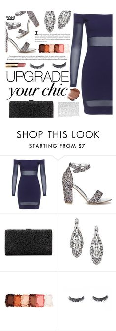 """""""Yoins #1"""" by tasnime-ben ❤ liked on Polyvore featuring Whiteley, NYX, Clarins, yoins and yoinscollection"""