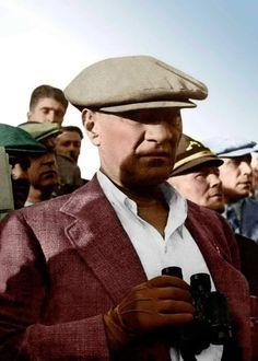 vedat senses - Google+ Turkish Army, The Turk, World 1, Great Leaders, Dope Art, Presidents, Captain Hat, Hero, History