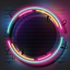 Discover thousands of Premium vectors available in AI and EPS formats Poster Background Design, Light Background Images, Lights Background, Background Banner, Vector Background, Neon Backgrounds, Wallpaper Backgrounds, Wallpapers, Neon Light Wallpaper